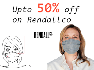 RENDALL CO PROMO CODES and deals