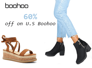 BOOHOO PROMO CODES and deals