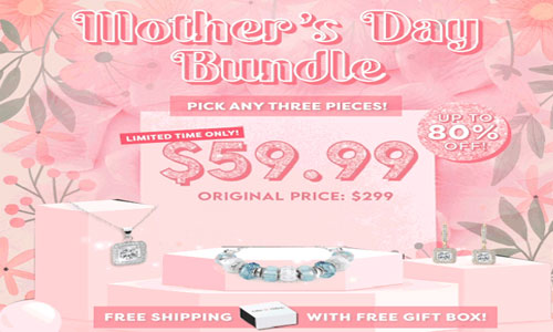 Mother's Day Bundle by Cate and Chloe